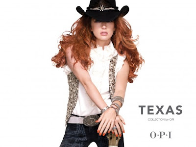 opi+texas OPI Texas Collection
