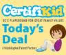 NSES CertifiKid Cares Today's Deal
