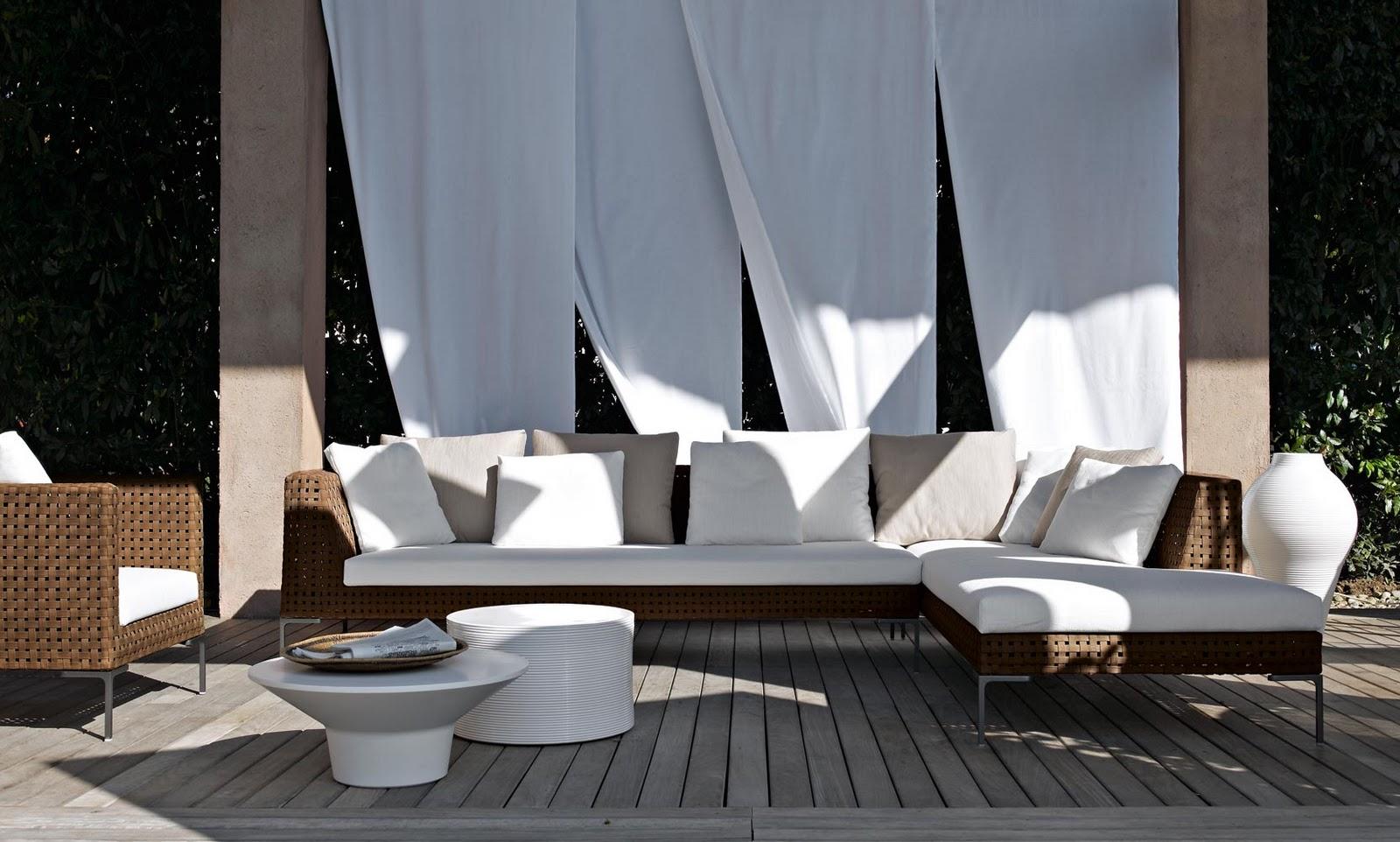 Walters nyc blog b b italia charles outdoor collection for B b italia outdoor