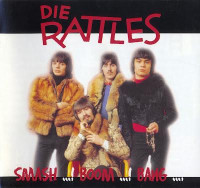 the Rattles ~ 2000 ~ Smash! Boom! Bang! 1965-69