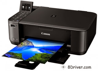 download Canon PIXMA MG4250 printer's driver