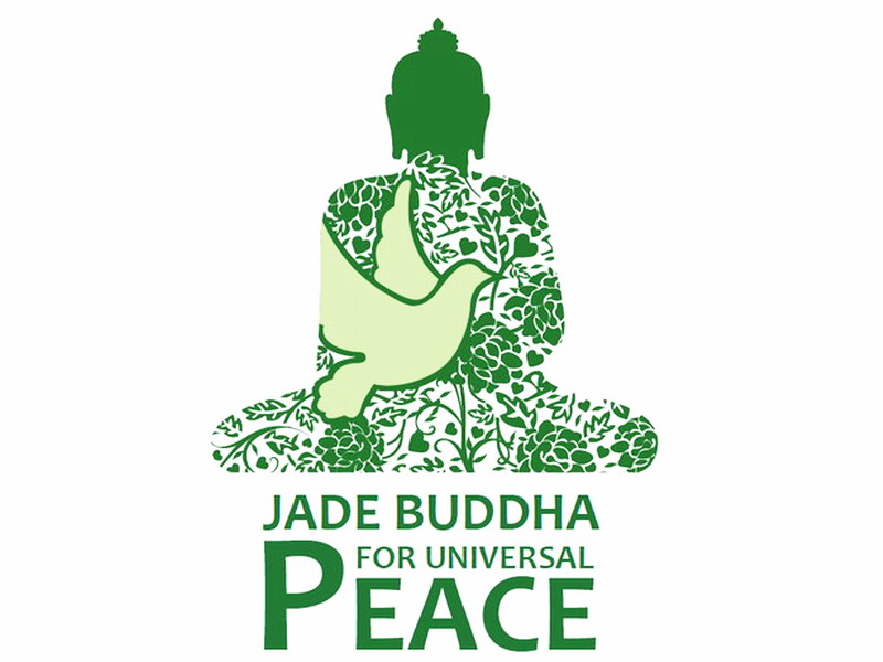 Jade Buddha For Universal Peace In Penang