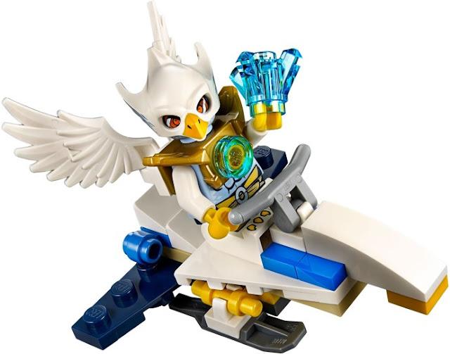 レゴ チーマ イーワーのアクロ・ファイター 30250
