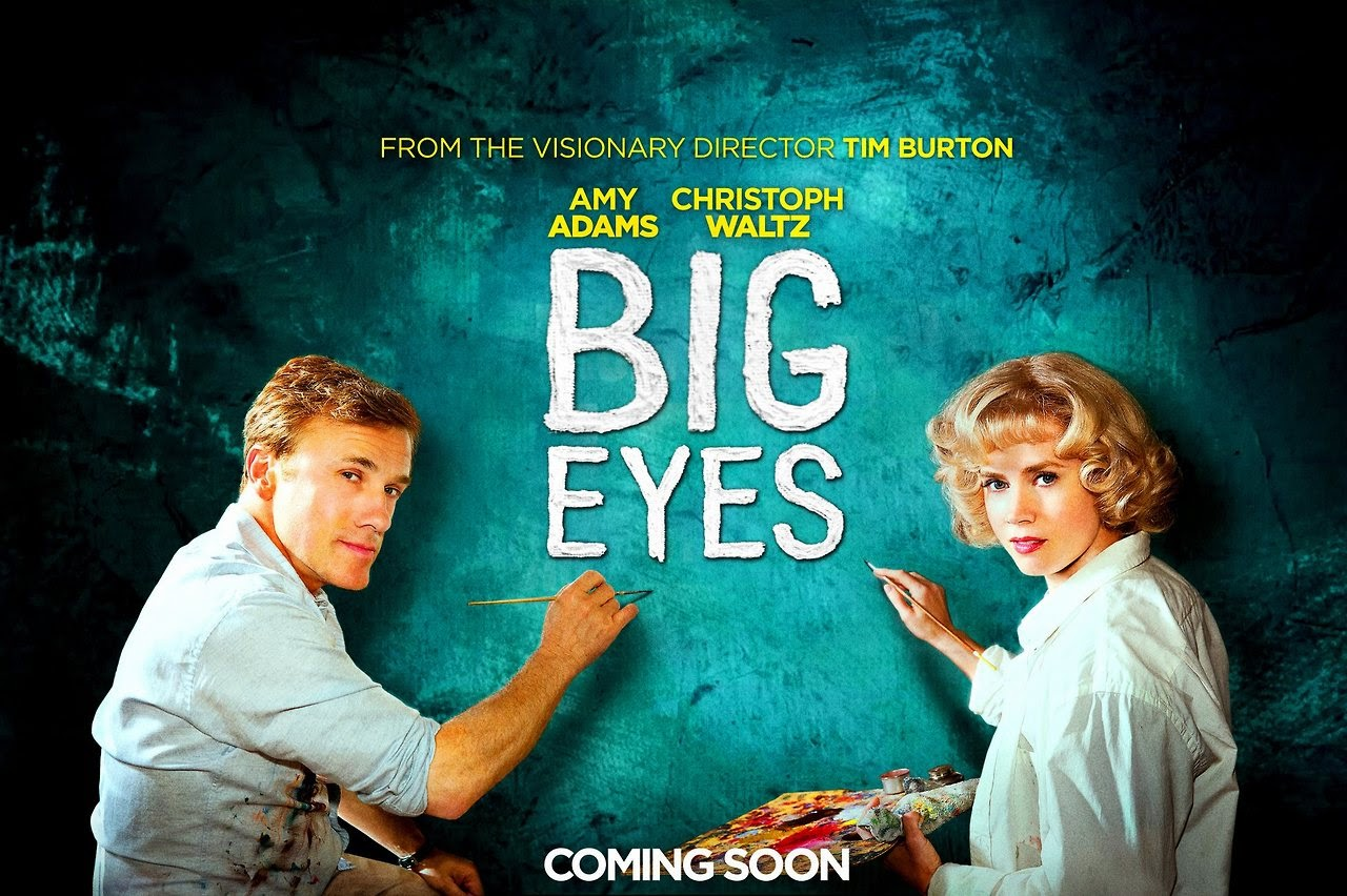 Μεγάλα Μάτια (Big Eyes) Wallpaper
