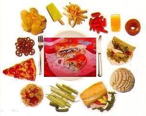 Dieta para un estudiante universitario