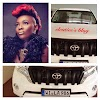 PORT HARCOURT BASED MUSIC ARTIST LAMIL ENGEL ACQUIRES BRAND NEW TOYOTAPRADO SUV+READ HER MESSAGE TO YOU