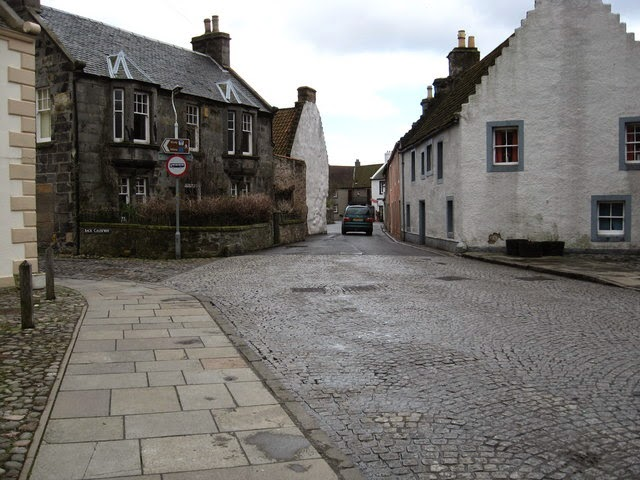 Culross - one of the settings in Outlander