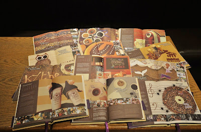 2012 Giving Journal by The Coffee Bean and Tea Leaf