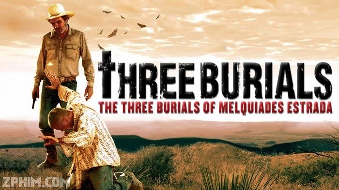 Ảnh trong phim Ba Lần Chôn Cất - The Three Burials of Melquiades Estrada 1