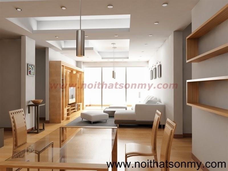 Mẫu thiết kế nội thất đẹp 01