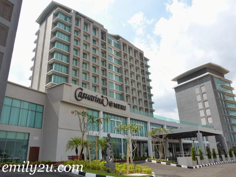 Casuarina Hotel Meru