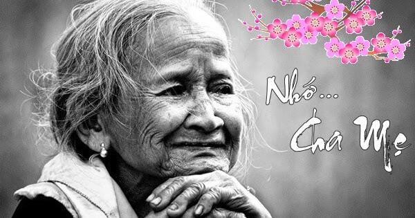 1001 bài thơ nhớ Cha Mẹ khi Tết đến Xuân về của người xa quê