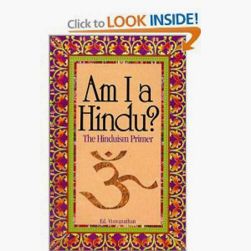 Am I A Hindu The Hinduism Primer