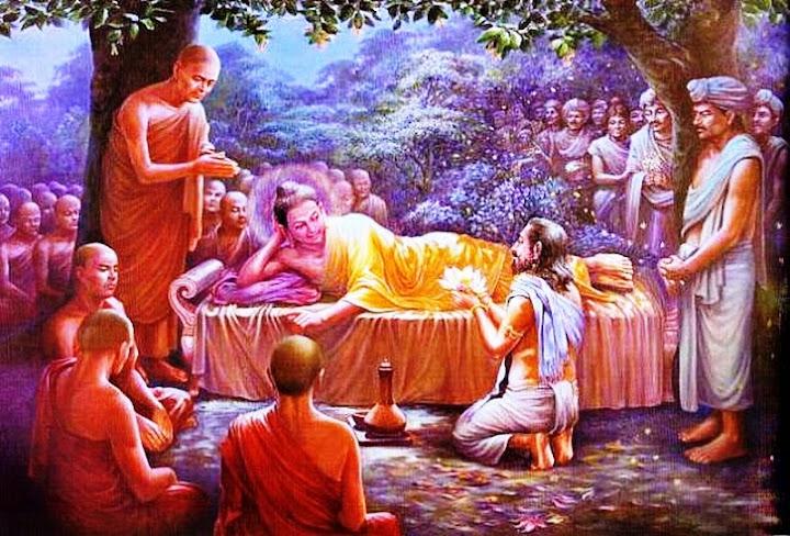 Lời dạy cuối cùng của đức Phật trước khi nhập Niết Bàn