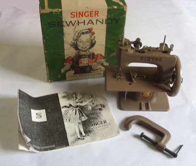 Male Pattern Boldness Peter Speaks The Singer Toy Sewing Machine Adorable The Singer Manufacturing Co Sewing Machine Ebay