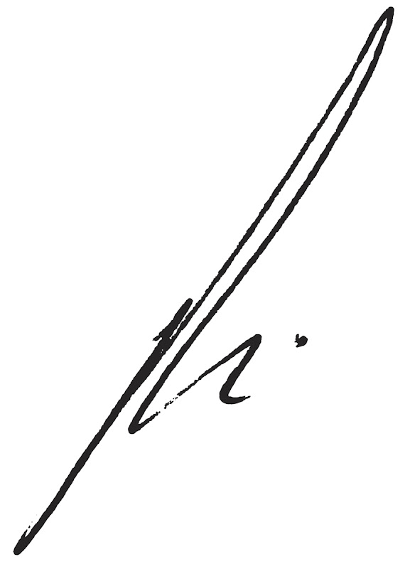 Paul Runyon Signature