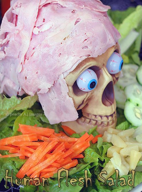 The Human Flesh Salad