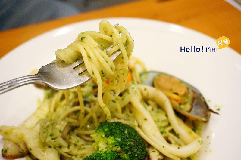 科博館義大利麵餐廳,我喜歡義大利麵-9