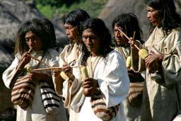 Thông điệp từ bộ lạc Kogi