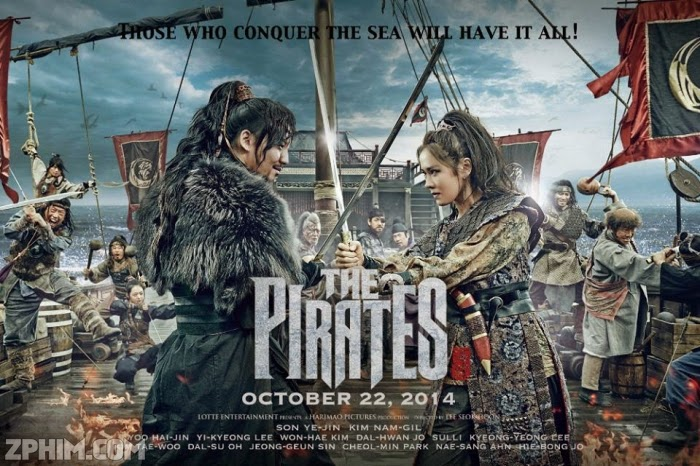 Ảnh trong phim Hải Tặc - The Pirates 1