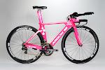 Pink Argon 18 E-118 Shimano Dura Ace 9070 Di2 Complete Bike