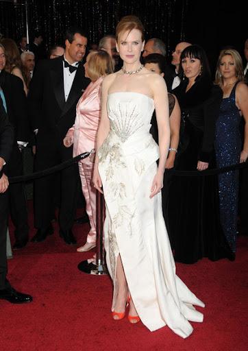 Nicole Kidman Oscars Dress. NICOLE KIDMAN