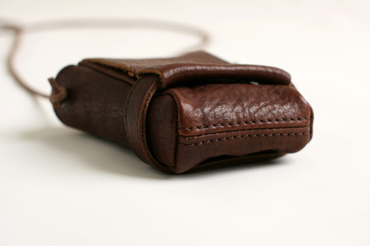pouch size S: choco