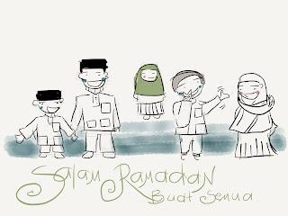 Ipad Paper Sketch Salam Ramadhan