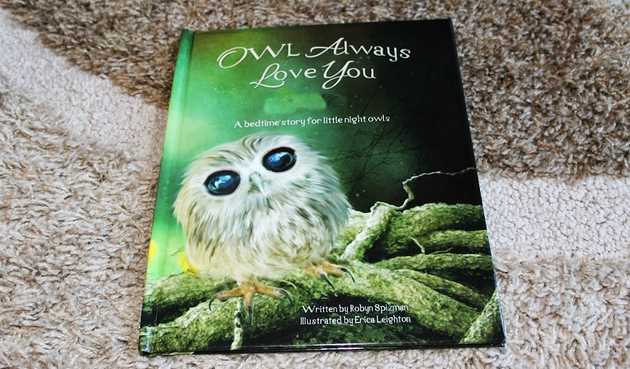 """Owl Always Love You"" Personalized Book from flattenme"