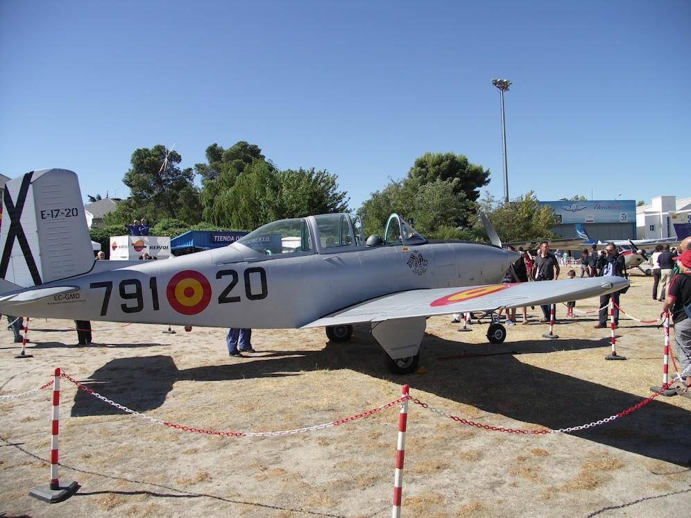 """Exhibición aerea de la Fundación """"Infante de Orleans"""". PICT0369"""
