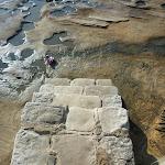 Stone steps on Bare Island near La Perouse (308222)