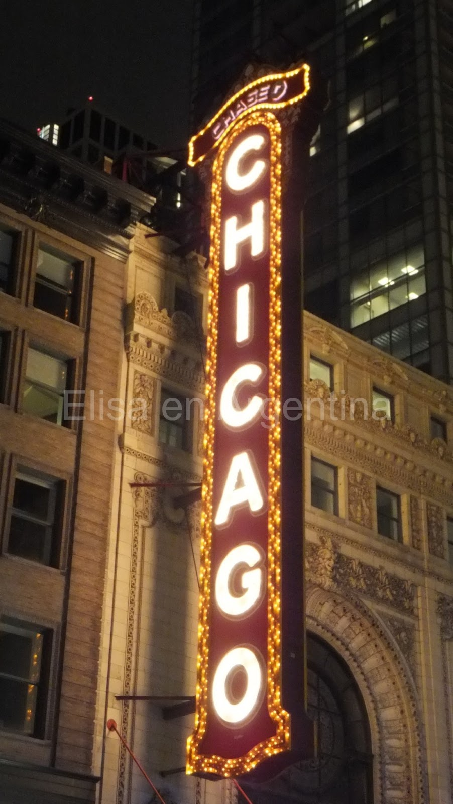 Chicago Theater, The Loop, Chicago, Elisa N, Blog de Viajes, Lifestyle, Travel