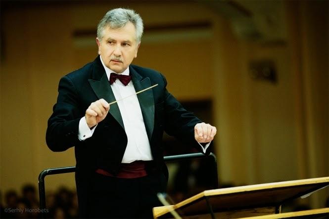 Сергій Бурко – диригент