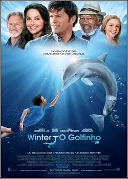 Winter, O Golfinho   BDRip   Dual Áudio