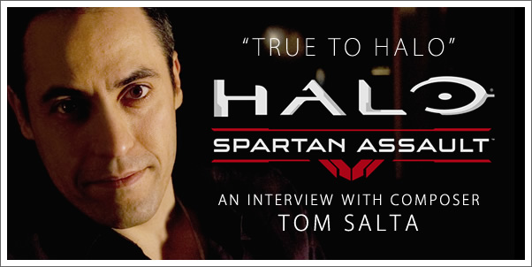 True to Halo: Interview with Composer Tom Salta