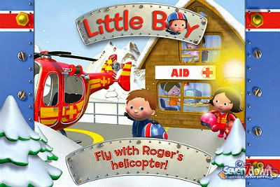 Little Boy: Roger's Helicopter Final