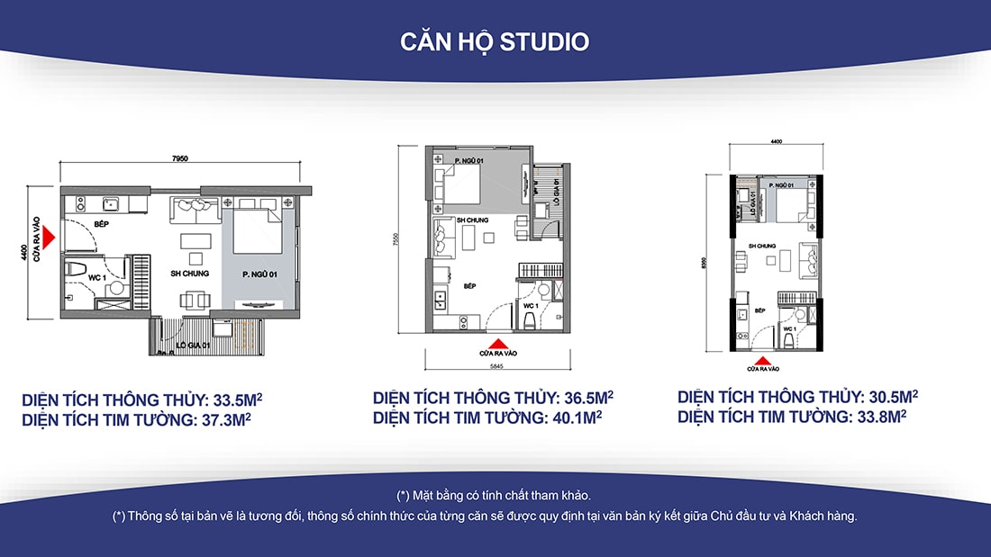 can ho studio vinhomes grand park