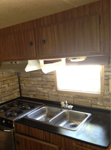 from nuts to bolts my rv overhaul step one countertop and backsplash. Black Bedroom Furniture Sets. Home Design Ideas