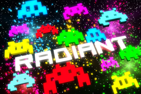 Radiant HD Title Screen