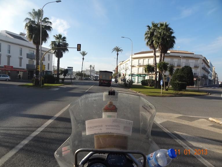 marrocos - Marrocos e Mauritãnia a Queimar Pneu e Gasolina DSC05328