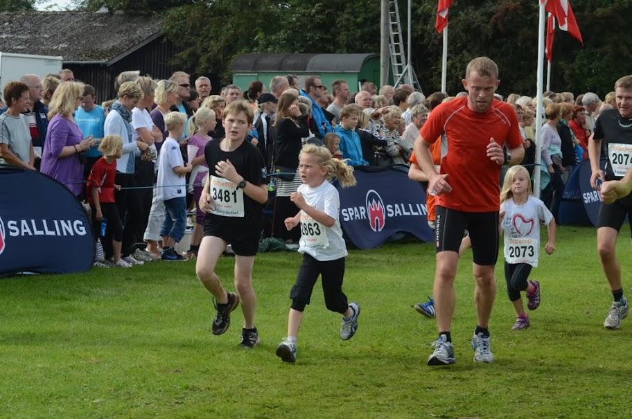 Skive Løbet 2011 Løb I Oddense