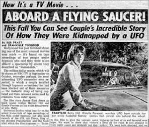 Betty And Barney Hill Ufo Abduction Story Sept 19 1961