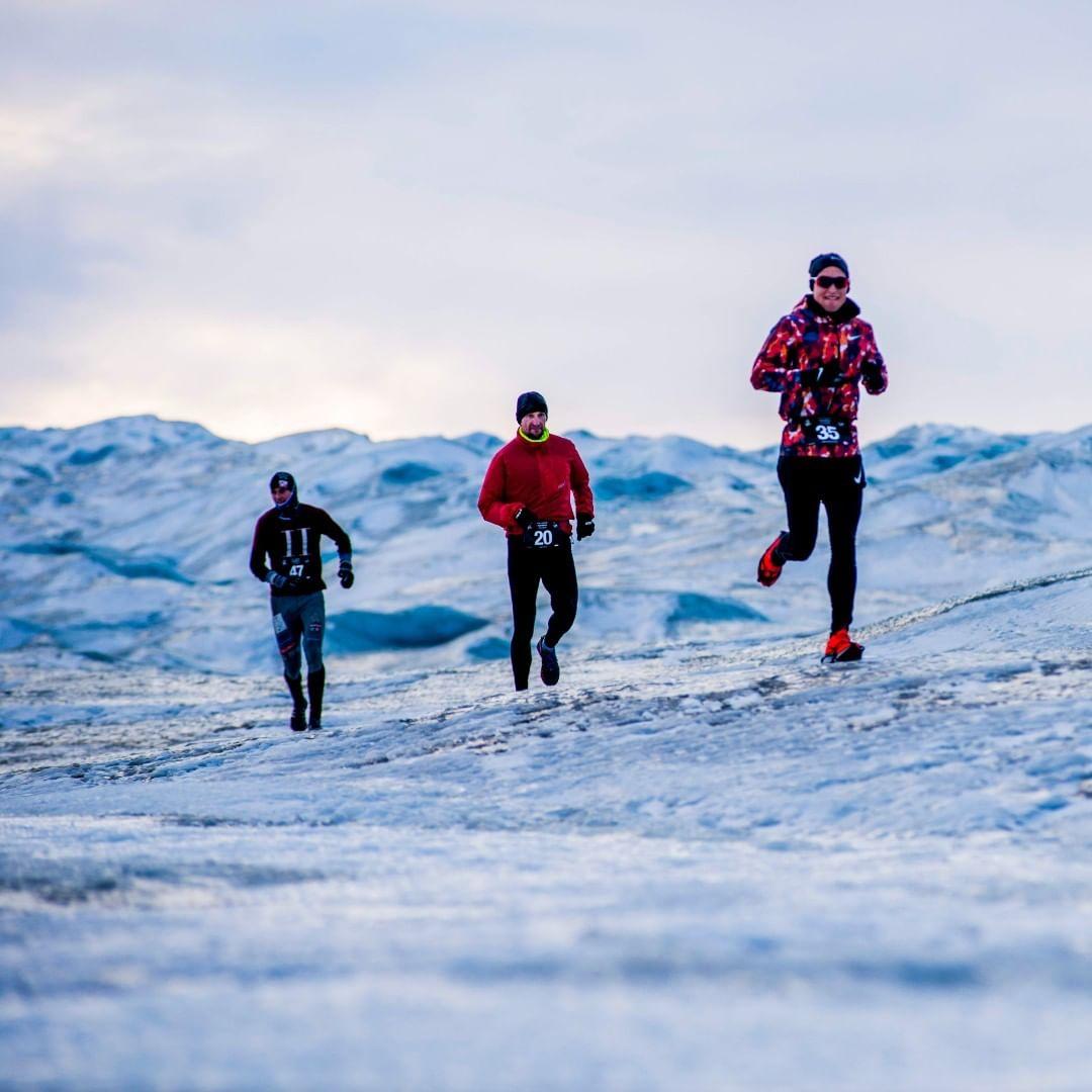 Polar Circle Marathon Greenland, A Great Example of Landscape Photography