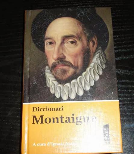 diccionari Montaigne -michel de montaigne