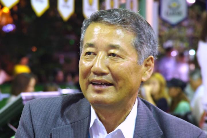 サッポロビール北海道本社営業部・井上和男専任部長