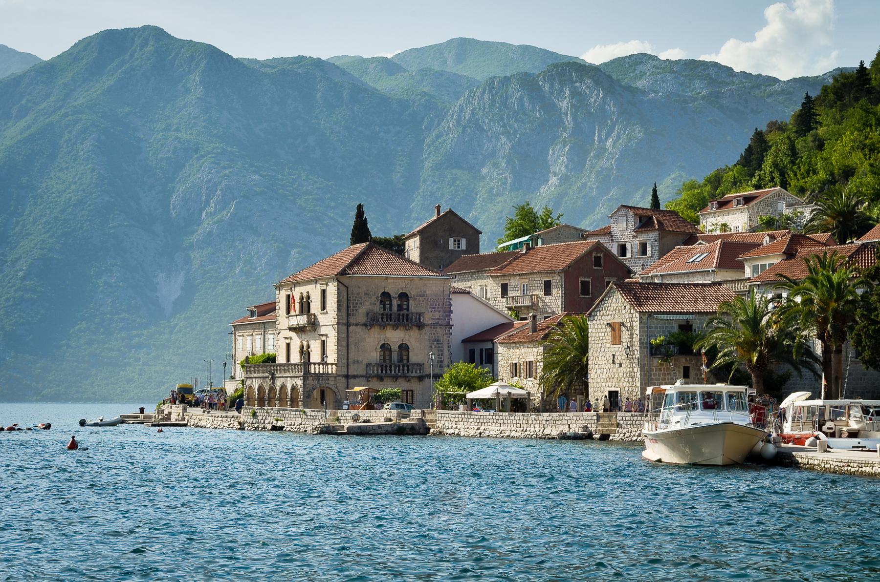 Reisinformatie Montenegro