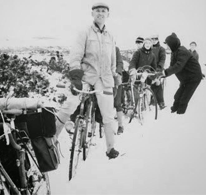 Dennis Heggs - Easter Tour 1966
