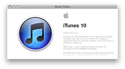 Download iTunes 10.2.1