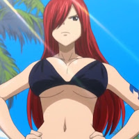 "Erza ""Christine"" Scarlet contact information"