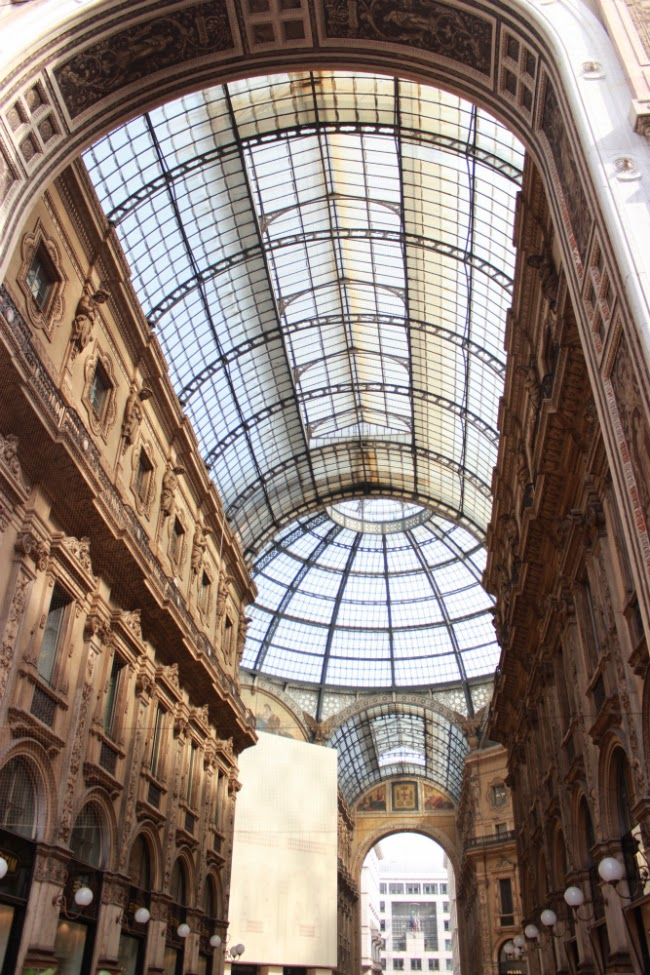 milan shopping mall central designer